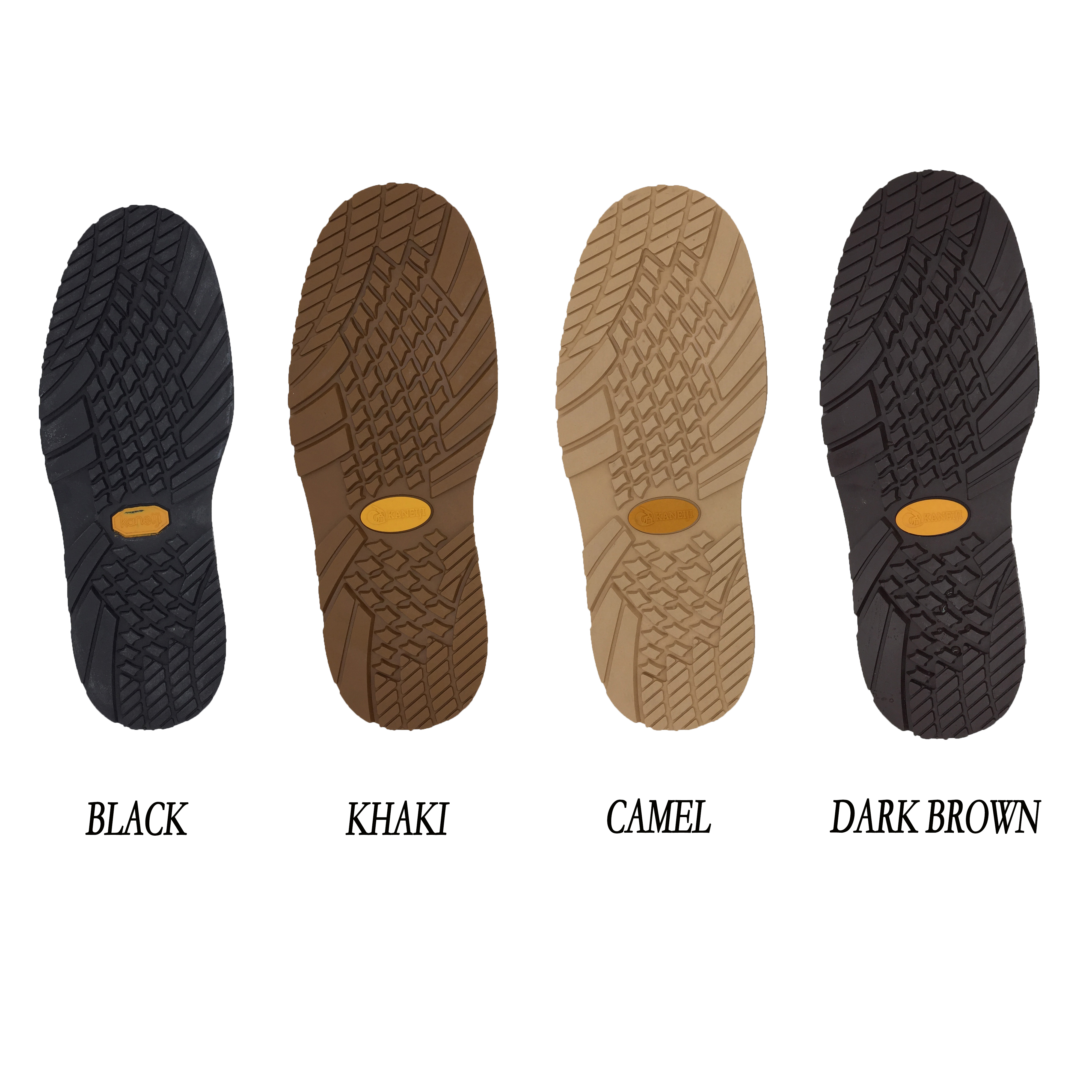 KANEIJI Newporter Replacement Sole , Climbing Shoe Sole. Repair Soling Sheet, 6.5mm , Different Colors, 1 Pair