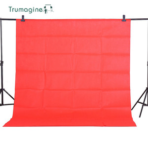 Image 2 - TRUMAGINE 160X200CM Photo Background Photography Backdrop Non Woven Green Photo Studio Shooting Chroma key Screen Solid Color