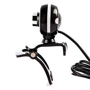 Image 4 - HXSJ 480P mode HD Webcam Pixels USB2.0 ordinateur caméra Web A848 Microphone intégré pour PC portable caméscope