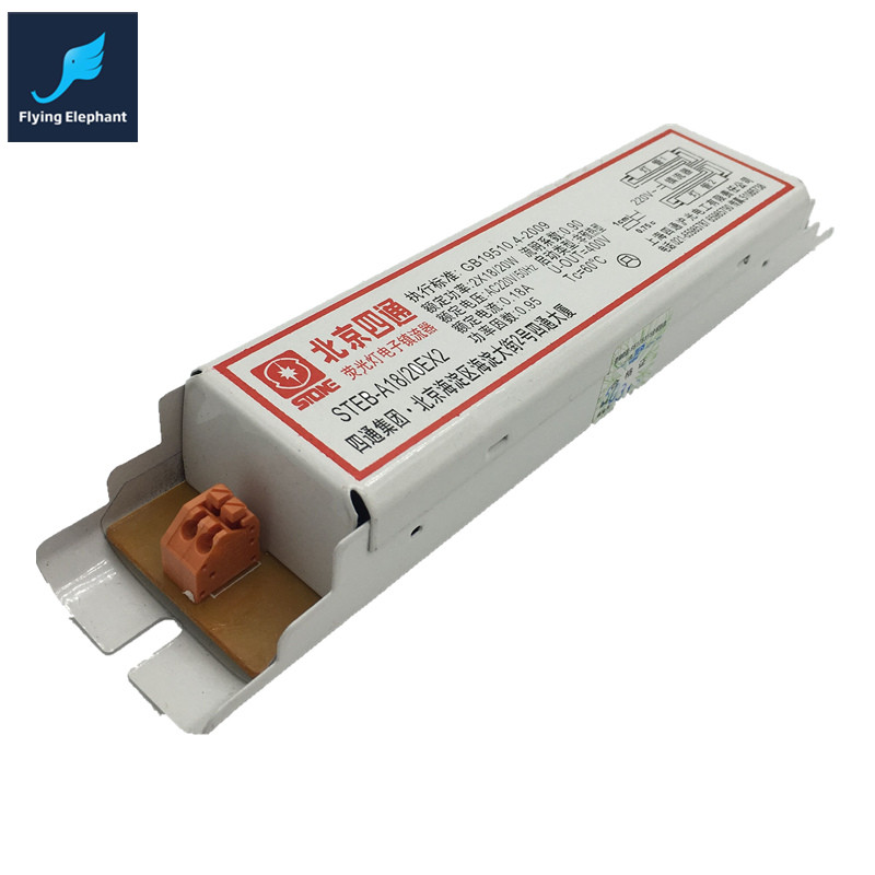 Fluorescent Light Delayed Start: Fluorescent Lamps T8 Electronic Ballast 2 X 20W(18W