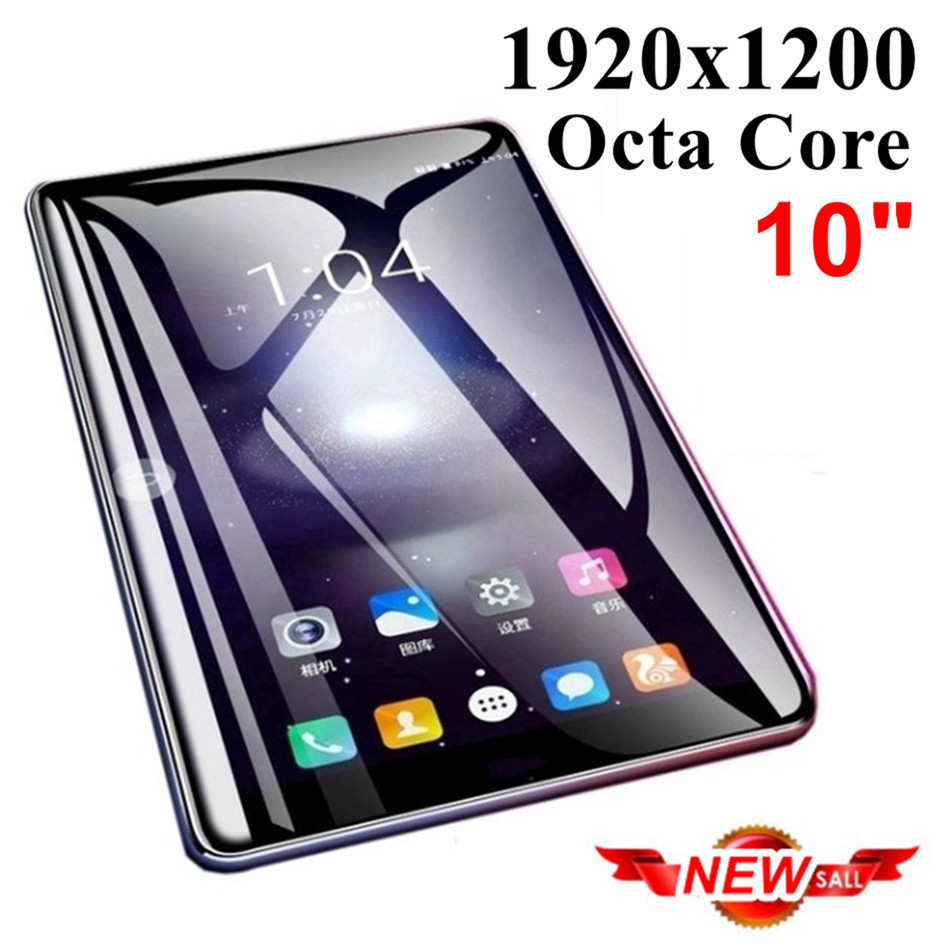 KUHENGAO 10 Inch Android 4G FDD LTE 10 Inch Octa Core  Android Tablet 32/64GB 1920x1200 IPS 7,8,9,10,10.1
