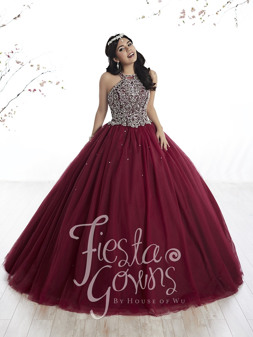 Gorgeous Girls Party Ball Gowns Halter Neck Sparkly Beaded Tulle Mint  Burgundy Quinceanera Dresses 2017 Sweet 16 Dresses XQ1-in Quinceanera  Dresses from ... 0b38e0c28a73