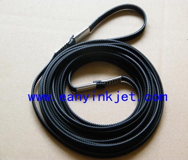 compatible carriage belt 60-inch for HP DesignJet 5000 5100 5500 like original Q1251-60144