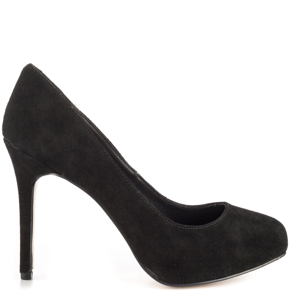 Online Buy Wholesale plain black heels from China plain black