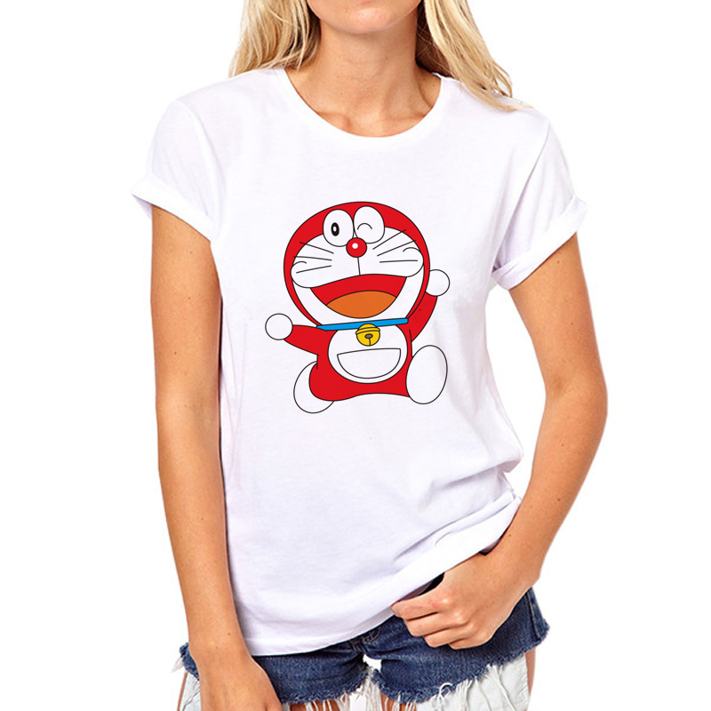 font b Funny b font tee Doraemon Japanese anime man font b women b font