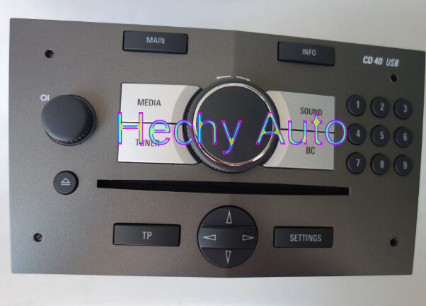Free Shipping OEM CD40 USB CD Player 497316088 95066031 for Opel CD made in Portugal Воск