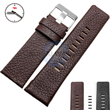 24 26 28 Leather Watch Band For Diesel Watch