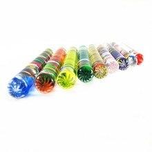 10 цветов доступны на ваш выбор 6 дюймовые пробирки с блестками и палочками для забавного придания формы жидкому фантазийному калейдоскопу