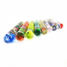 10 Colors Avaliable for Your Choice 6 Inch Space Tubes Glitter Wands Fun to Twiddle Fits into the Fluid Fantasy Kaleidoscope
