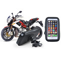 Universal motorcycle phone holder waterproof large size bicycle holder for smartphone iphone 6 6s plus Galaxy