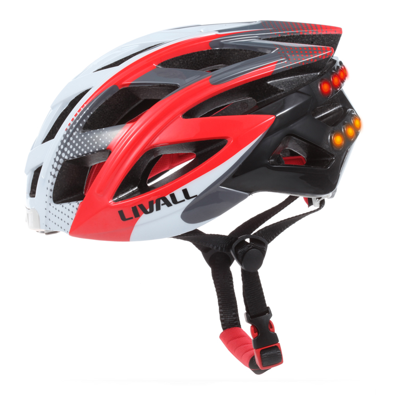LIVALL Smart Cycling Helmet With Lights/Music/Take Photo ...