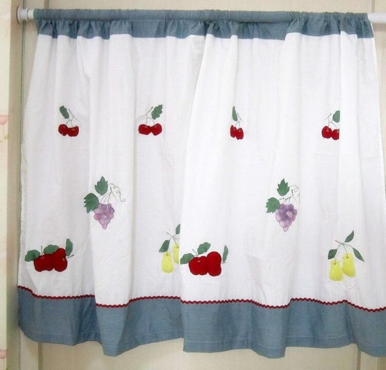 Tela para cortinas cocina cortinas tela cocina otra for Cortinas de tela para cocina