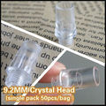 9.2MM 50pcs Free Shipping special Permanent Makeup Pen Tubes Plastic Disposable Tubes