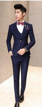 navy men suits