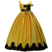 High Quality 3 14 Year Kids Girls Wedding Flower Girl Dress New Style Princess Party Pageant