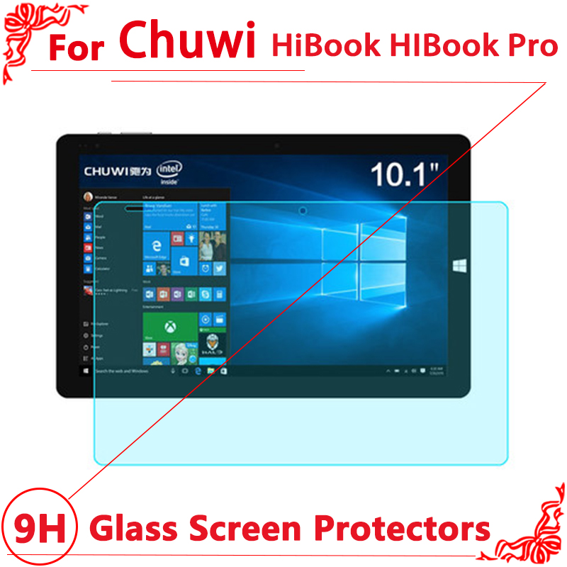 """High Quality Tempered glass screen protector For CHUWI HiBook HIBook Pro 10.1"""" screen protector film Free shipping screen protector chuwi screen protector tempered glass chuwi - title="""