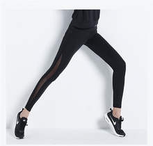 WBTRO Women Yoga Pants Gym Fitness Running Jogging Sports wear  ropa deportiva mujer gym Elasticity High Waist Sport leggings
