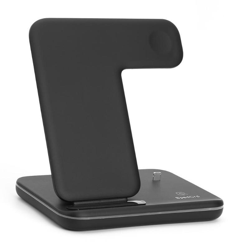 3 en 1 Station de chargeur de support de Dock de charge pour iPhone Airpod chargeur sans fil pour smartphone xiaomi