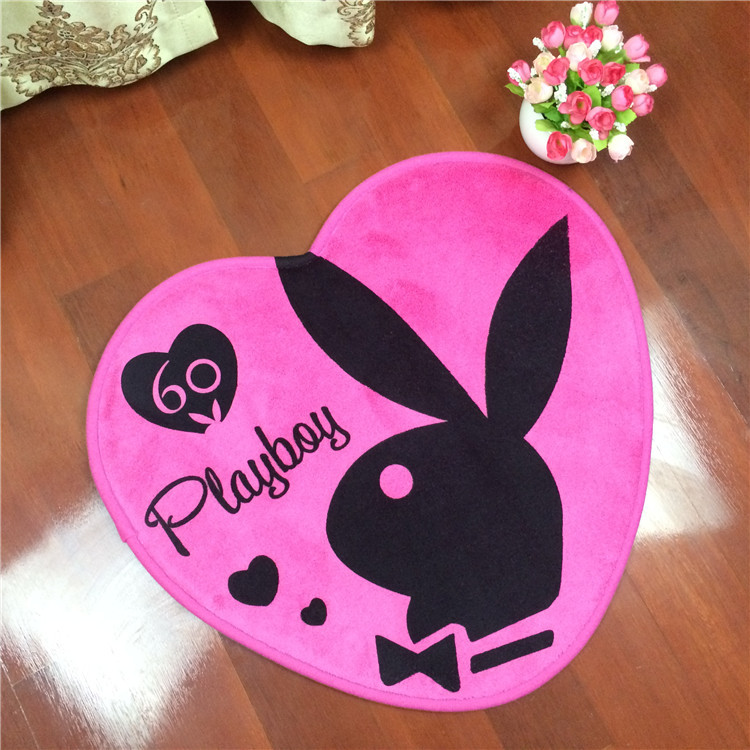 Aliexpress com Buy Playboy rabbit fashion cartoon anti slip  Frosted  Bathroom Window Glass. Palace Of Versailles Bathrooms