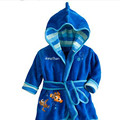 Baby Bathrobes For Children Kids Boys Girls Hooded Terry Bathrobe Winter Baby Minnie Bath Robes Towel Velvet Pajamas Gown