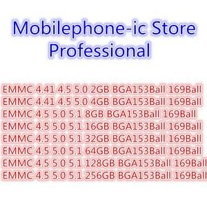 Image 5 - KM5V7001DM B621 ذاكرة الهاتف المحمول BGA254Ball UMCP 128 + 32 128GB جديدة أصلية وكرات ملحوم مستعملة تم اختبارها بشكل جيد