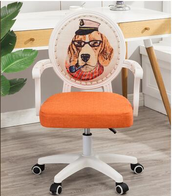 disassemble office chair. Can Be Disassemble Fashionable Recreational Flannelette Comfortable Sofa Computer Chair Home To Rotate The Chair.-in Office Chairs From Furniture