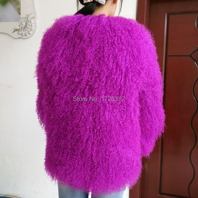 Abrigo real chaqueta JIAMEILIDI 9