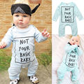 New Baby Boys Girls Warm Infant Romper Jumpsuit Cotton Kids Clothes Outfits 0-24M
