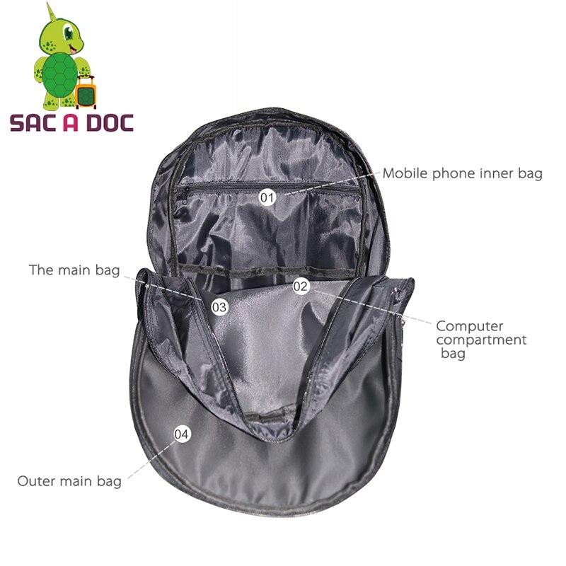 Anime Dragon Ball School Bag Teens Boys Girl Students Back To School Book Laptop Bag Super Saiyan Gohan Vegeta Printing Backpack #5