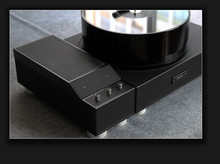 T11 Aluminum Air-bearing Turntable  Equipped with Newly Developed Air Bearings Turntable LP Vinyl Record Player
