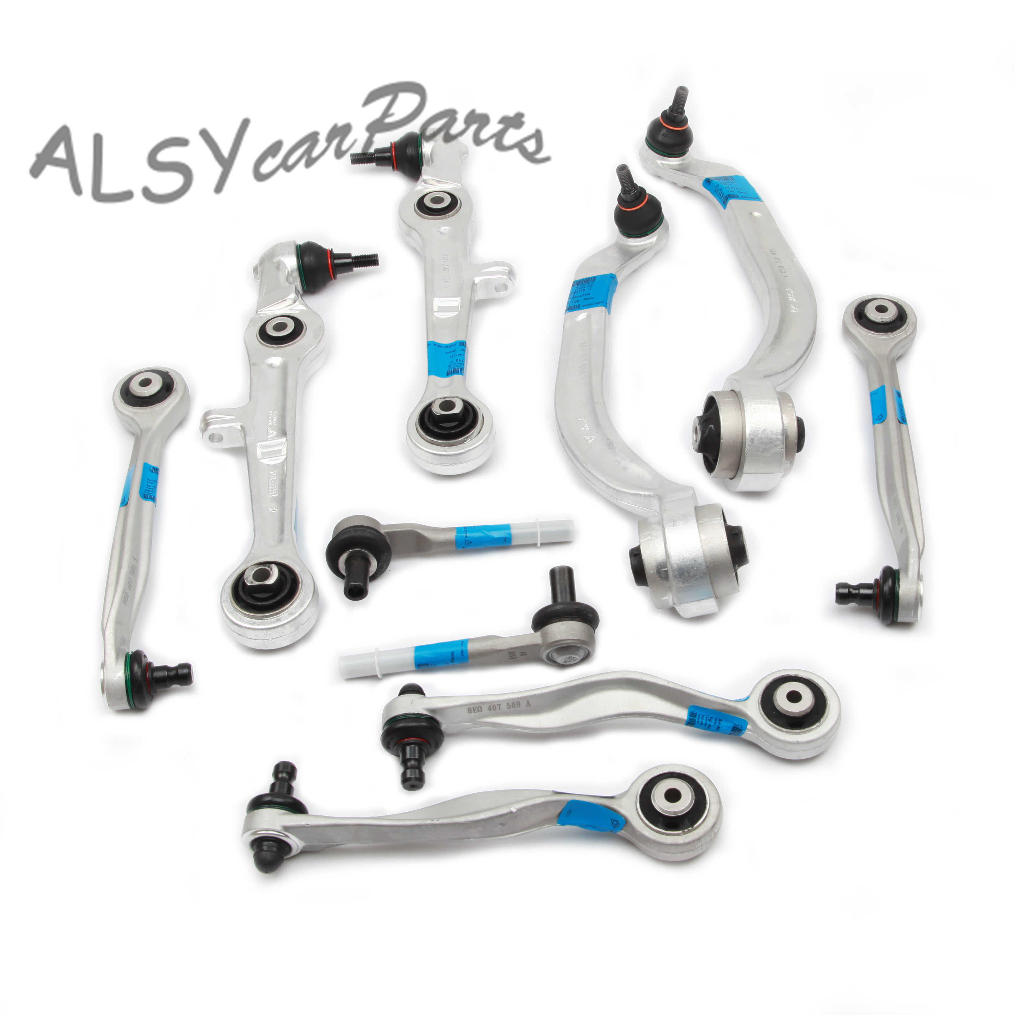FOR MERCEDES C CLASS W203 FRONT LOWER UPPER CONTROL ARM BALL JOINT ALUMINIUM