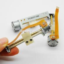 4 V-5 V dc 2 фазы 4 провода steper двигатель с гайкой диск мини-шаговый двигатель nema шаговый угол 18 градусов