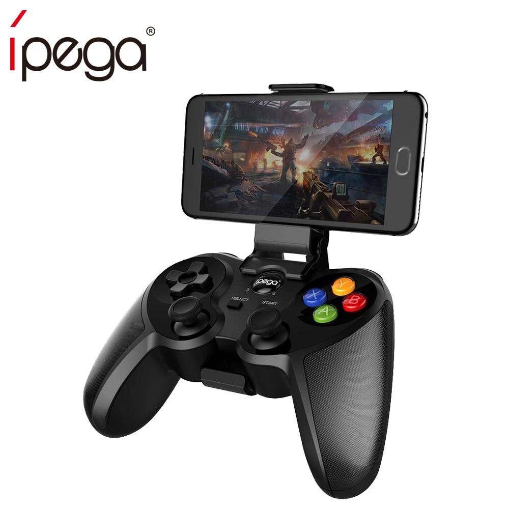 IPega PG-9078 Sans Fil Bluetooth Joystick Gamepad Contrôleur de Jeu Support Ajusté pour Android/iOS Tablet PC Pour Ps Dualshock 4