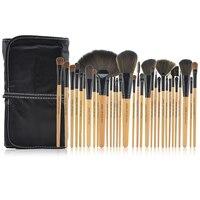UK Warehouse 32pcs Natural Color Make Up Brush Set Professional Cosmetic Tool Sets Makeup Brushes Kit
