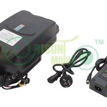 Мощный Ebike аккумулятор 36 В 11AH OEM сотовый литиевая батарея Подседельный штырь 36 В черный электрический велосипед с BMS и зарядное устройство Akku Li-Po