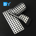 No Drill Foot Rest Gas Brake Pedal Fuel Pedals Automatic For Benz  W205 C260 C300 C350 C400 C-Class 2015