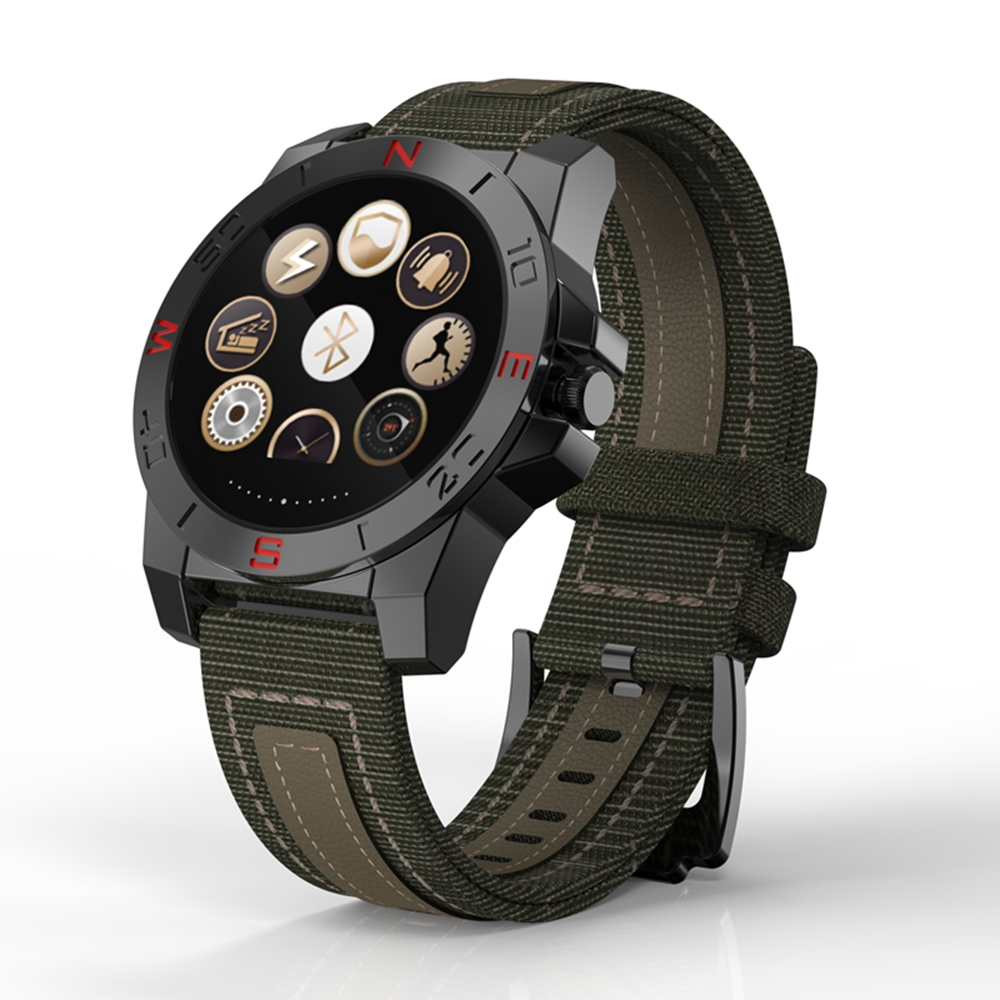 2016 hot Outdoor Sport Fitness Tracker font b Smartwatch b font Heart Rate Monitor Compass Waterproof