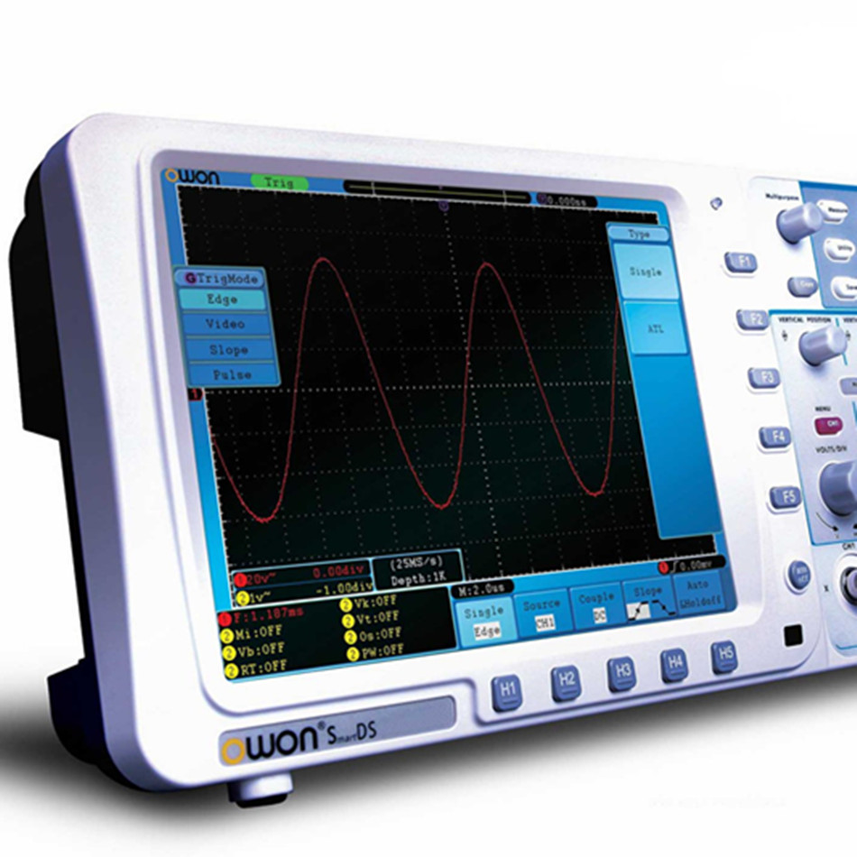 SDS6062 Oscilloscope Electronic Circuit Inspection Function Design and Manufacturing все цены