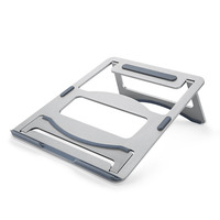 Arvin Ergonomic Portable Folding Laptop Stand Holder Angle Adjustable Cooling Notebook Supporter For Macbook Air Pro 11 16 inch