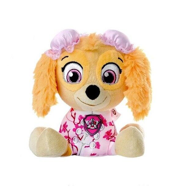 Genuine Paw Patrol Chinese Tang Style Puppy Patrol Plush Stuffed Toy