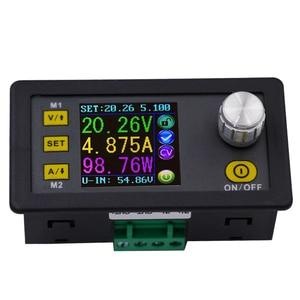 Image 1 - Dps5005 display lcd digital, tensão constante, controle atual, programável, módulo de fonte de alimentação, amperímetro, voltímetro, 21% de desconto