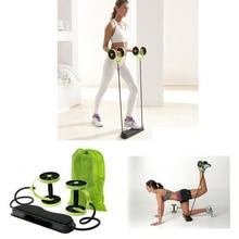 2016 Hot Sale Multifunction Waist Equipment Home Fitness AB Roller Revoflex Xtreme Abdominal Resistance Exerciser Abdominal
