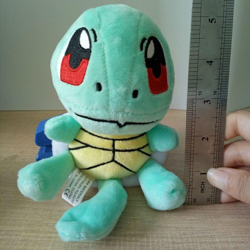 2  pokemon toys squirtle