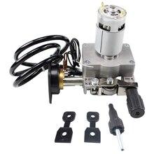 Аксессуары для сварочного аппарата Dc 24V провод подачи в сборе провод Фидер мотор Mig сварочный аппарат