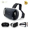 2016 Hot Marca CAIXA de Óculos 3D Versão Realidade Virtual VR VR Camera Video Game Filme Óculos VR fone de Ouvido