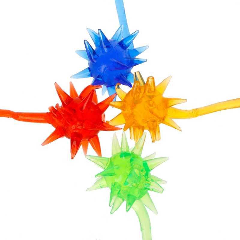 Fixo Stretchy Martelo Clássico Engraçado Crianças Brinquedo Escalada Boneca Animal de Partido Favor-m15