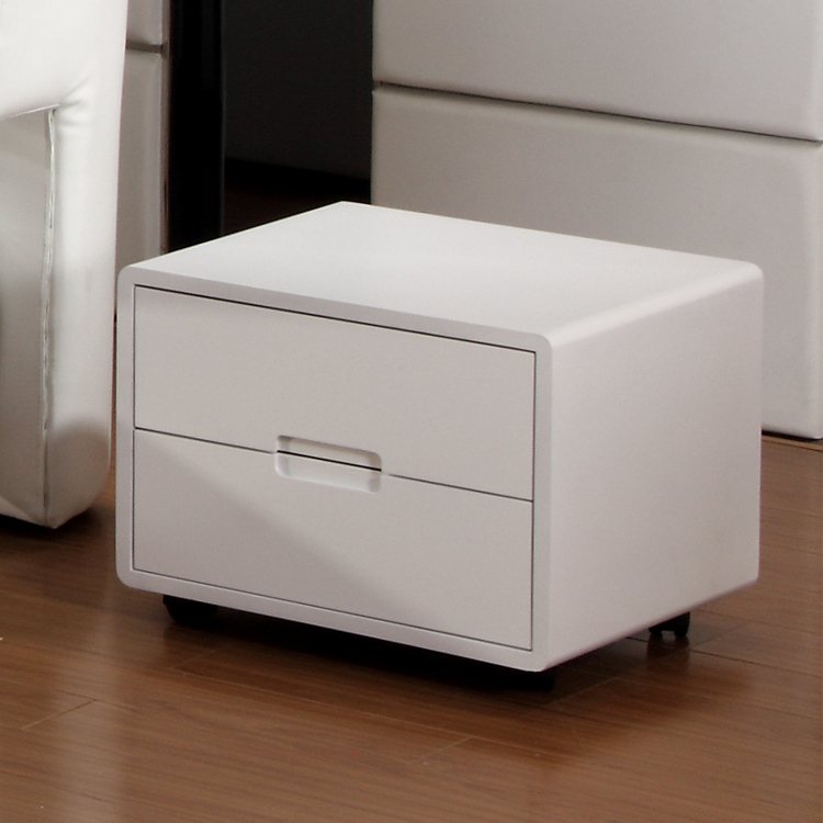 Cheap fashion soft bed bedside cabinet bedside cabinet modern white cheap fashion soft bed bedside cabinet bedside cabinet modern white leather bed painted bedside cabinet 2357a 2 in nightstands from furniture on watchthetrailerfo