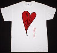 をスマッシングパンプキンズハートロゴ白tシャツ代替石寺パイロットtシャツメンズ2017新しいtシャツ印