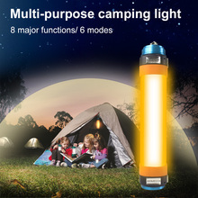 USB Rechargeable Portable LED Camping Lantern Super Bright Portable Lanterns Multi-functional Led Camping Lights for Emergency