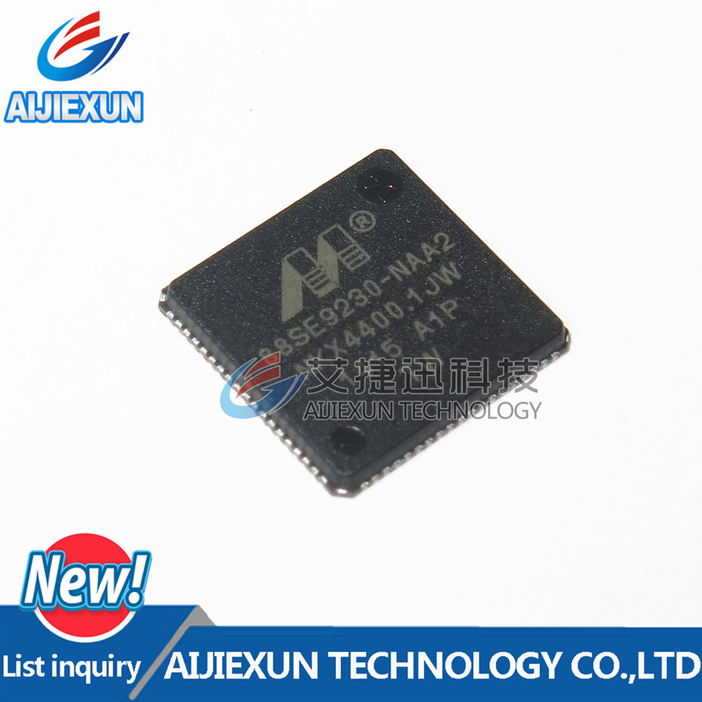 1Pcs 88SE9230A1-NAA2C000 88SE9230-NAA2 QFN in stock 100% New and original 5piece 100% new up1585qqag up1585q qfn chipset
